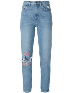 Shop Mih Jeans Mimi Jean customised by Nicole Huisman.
