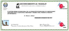 Reconocimientos 2014: Rosa C Báez Distinción Pablo de la Torriente Brau