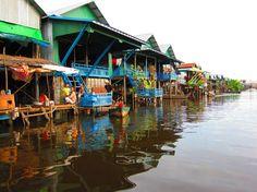 Kampong Phluk, Cambodia
