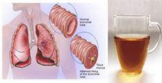 Tento nápoj dokáže odstranit hleny, toxiny a zánět plic