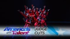Just Jerk: Dance Crew Delivers Stunning Performance - America's Got Talent 2017 - YouTube