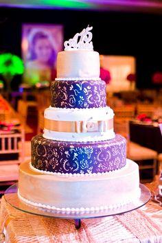 Festa tema cinema: bolo decorado para aniversário de 15 anos