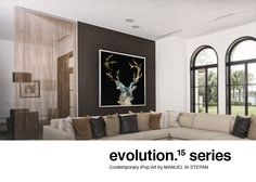 Contemporary, iPop Art Series by MANUEL W STEPAN Art Series, Evolution, Oversized Mirror, Contemporary, Furniture, Home Decor, Homemade Home Decor, Home Furnishings, Decoration Home