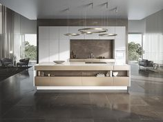 SieMatic Pure Goldbronce