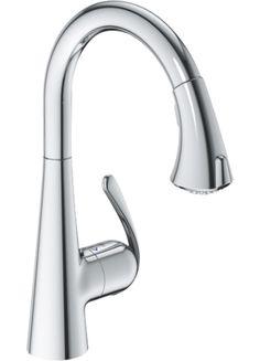 Grohe Zedra Sink Mixer 1/2 (Chrome)