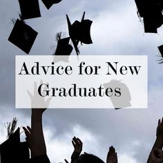 What I Wish Someone Had Told Me When I Graduated From College......