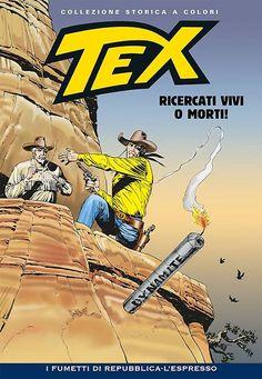 Capa de Tex collezione storica a colori nº 253