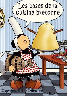 Bases de la cuisine bretonne