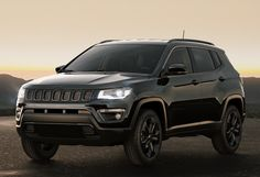Jeep Compass 'Black Pack' edition SUV: Coming this festive season Auto Jeep, Jeep Cars, Jeep 4x4, Suv 4x4, Jeep Compass Price, Carros Suv, Best Suv Cars, Pickup Trucks, Luxury Cars