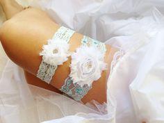 Hey, I found this really awesome Etsy listing at https://www.etsy.com/listing/118940944/tiffany-blue-shabby-organza-lace-wedding