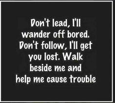 Lots trouble
