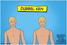 dubbel ken