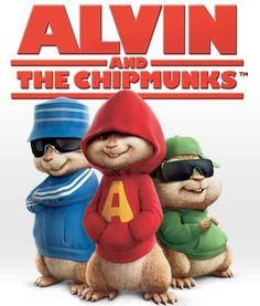 Alvin y Las Ardillas 1 [2001]