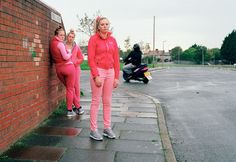 "from the series ""Girls: Catherine, Charlotte & Millie"" by John-Lloyd Quayle, Birkenhead, Merseyside, UK Contemporary Photographers, Youth Culture, Teenage Dream, Documentary Photography, Skateboarding, Portrait Photographers, Streetwear, Charlotte, Street Style"
