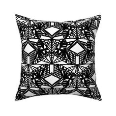 Surface Pattern, Surface Design, Black And White Doodle, Cotton Texture, Fabric Sewing, Doodle Drawings, Abstract Pattern, Textile Design, Interior Styling