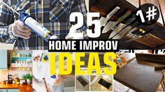 25 Home improvement ideas Home Renovation Help. 76758308 Wholesale Home Remodeling. Ideas For Do It Yourself Rustic Home Decor 4775818292 Home Improvement Loans, Home Improvement Projects, Home Addition Plans, Thing 1, Diy Kitchen Remodel, Home Organization Hacks, Organizing, Home Upgrades, Home Repair