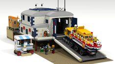 LEGO Ideas - Lifeboat Station