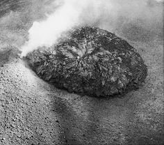 1980: Lava dome continues to grow inside the crater of the volcano, Mount St. Helens. The dome is about 1,000 feet across. Mount St. Helens is located 45 miles northeast of Portland, Oregon. The Associated Press