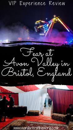 Fear at Avon Valley: The VIP Experience [Review] Places Around The World, Around The Worlds, Bristol England, Travel Couple, Romantic Travel, Travel Guides, Avon, Travel Inspiration, Travel Destinations