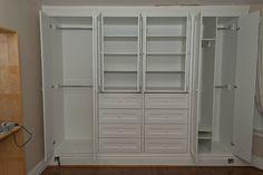Marvelous Bedroom Closets #3 - Bedroom With Built In Closet
