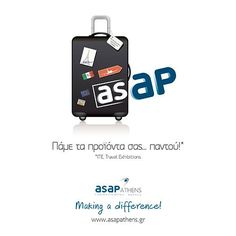 #ITE#travel#exhibitions http://www.asapathens.gr/work/service-travel-tourism/