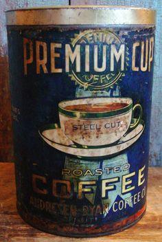 Premium Cup Steel Cut Roasted Coffee