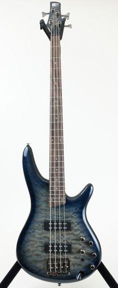 Ibanez SR400EQM SR-Series Bass Guitar