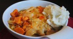 Peanut and Chicken Stew