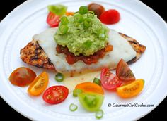 Gourmet Girl Cooks: Grilled Southwestern Style Chicken - Easy Low Carb