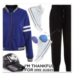 """for good energy"" by paculi ❤ liked on Polyvore featuring Converse and imthankfulfor"