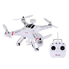 Cheerson CX-20 2.4GHz RC 6-Axis Gyro Quadcopter Auto-Pathfinder Aircraft FPV Drone RTF With GPS BigFlyShark Version Mode 2
