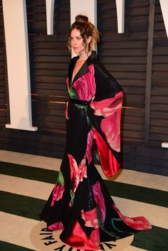 Erin Wasson in Alexis Mabille