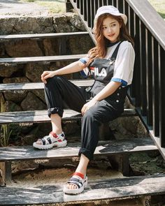 Child Actresses, Korean Actresses, Korean Actors, Actors & Actresses, Kim Yoo Jung, Park Bo Young, Photo Poses, Style Me, Cute Outfits