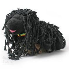 Puli Dog Toy