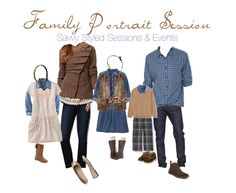 """FAMILY PHOTOS: """"What to Wear"""" Savvy Styled Sessions & Events: Style Inspiration Fall Photo Session"""