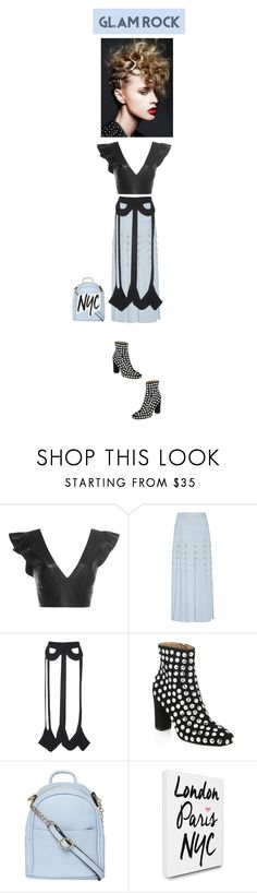 """Glam Rock Chic!"" by cinnamonrose30 ❤ liked on Polyvore featuring Isabel Marant, Prabal Gurung, Maison Margiela, IRO, Dorothy Perkins and LulusimonSTUDIO"