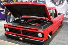 SEMA 2014: The Torrent Of Car and Truck Photos Continues From All Corners Of The Show