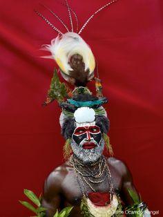 Papua New Guinea.   Image Credit:  Jaime Ocampo Rangel.