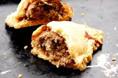 Sweet Water: bridies: traditional scotish street food