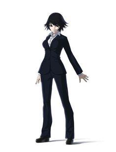 Ajin - Mikako Komatsu (Bodacious Space Pirates' Marika Kato, Nisekoi's Tsugumi) as Izumi Shimomura