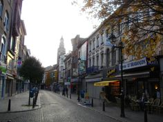 Charleroi, Belgium (1984)