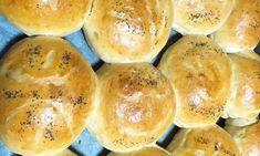 Γλυκό του κουταλιού σταφύλι .....τραγανό και γεμάτο μέχρι μέσα Hamburger, Bread, Food, Brot, Essen, Baking, Burgers, Meals, Breads