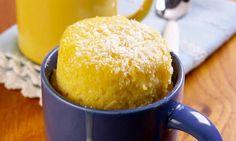 Selecionamos 4 receitas fáceis, práticas e deliciosas de bolo de caneca para a dieta dukan! Bolo de Caneca Dukan – Fase Cruzeiro PP Rendimento: 1 porção Tempo de