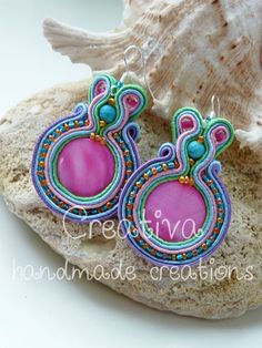 Hey, I found this really awesome Etsy listing at https://www.etsy.com/listing/118796587/soutache-earrings