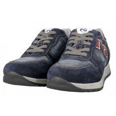 Sneakers - Nero Giardini Bambino e Ragazzo  sneakers  bambino  ragazzo   blue  red  scarpe  madeinitaly  NeroGiardini 24712f20034f