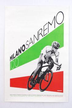 cyclingisart:    Milan San Remo - 100