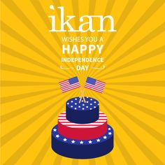 ikan wishes everyone a happy, fun, and safe holiday weekend! Will you be filming anything this holiday?