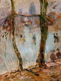 Birthe Morisot | Berthe Morisot - Skating