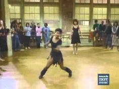 Fame TV series Two Tribes Dancing Duel. Kinds Of Dance, Just Dance, Cassie Hair, Debbie Allen, Phylicia Rashad, Donald O'connor, The Cosby Show, Dance Movies, Black Actresses