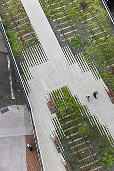 High Line- New York,USA- James Corner Field Operations & Diller Scofidio + Renfro